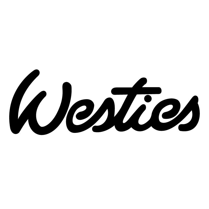 Westies vector