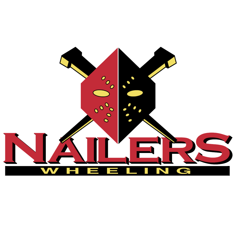Wheeling Nailers vector