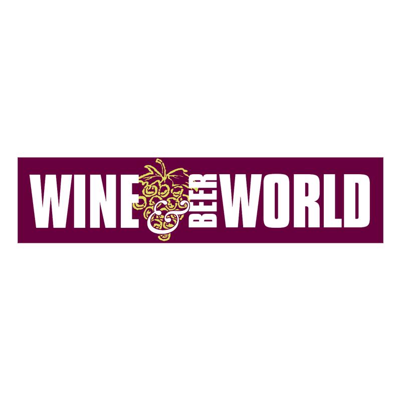 Wine & Beer World vector