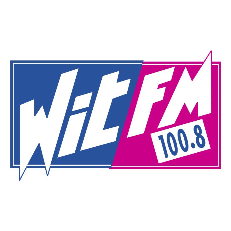 WIT FM vector