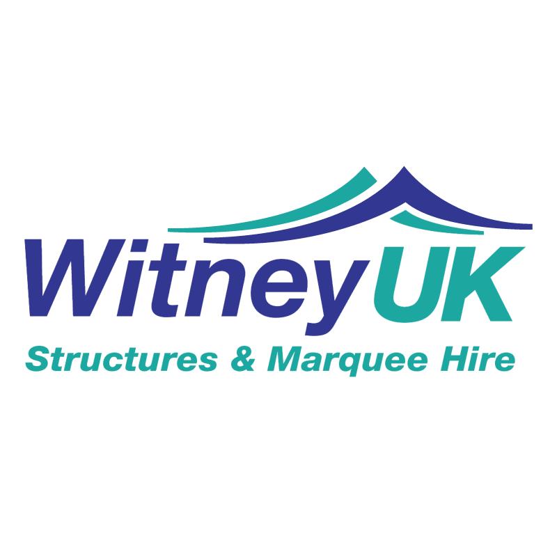 Witney UK vector