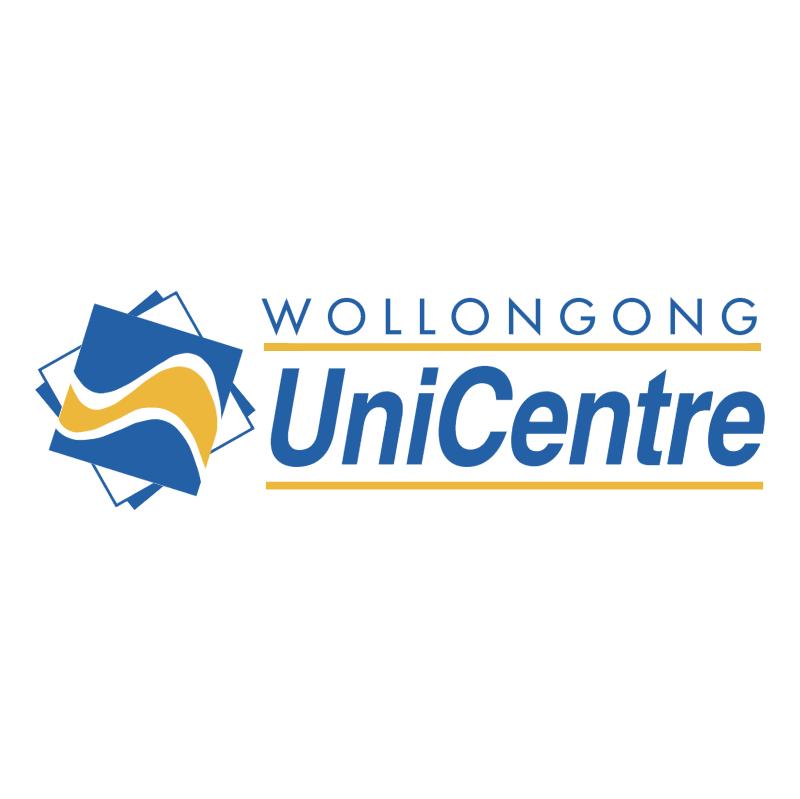 Wollongong UniCentre vector logo