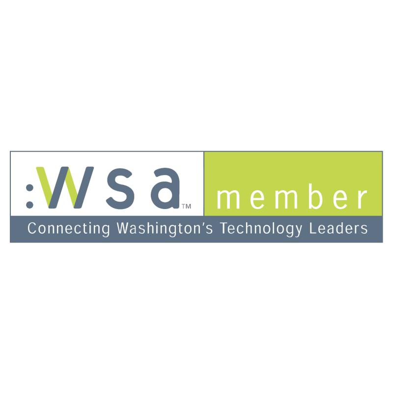 WSA member vector logo