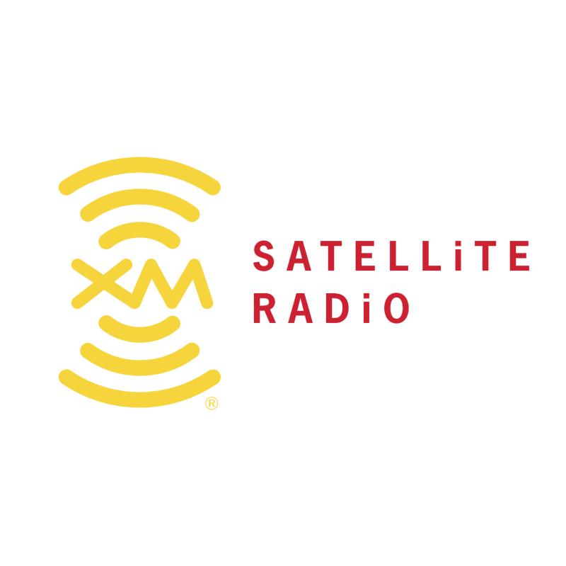 XM Satellite Radio vector