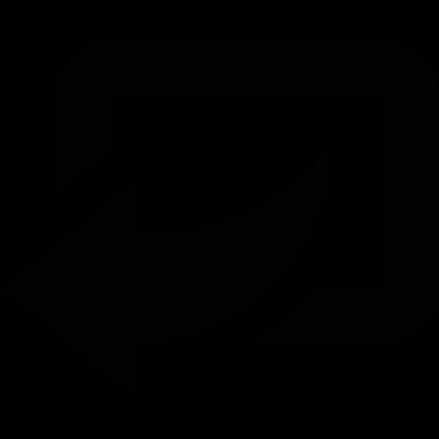 Share symbol vector logo
