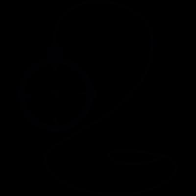 Watchclock vector logo