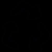 Recycling Arrows vector