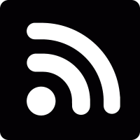 RSS logo vector