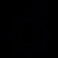 Two Cogwheels vector