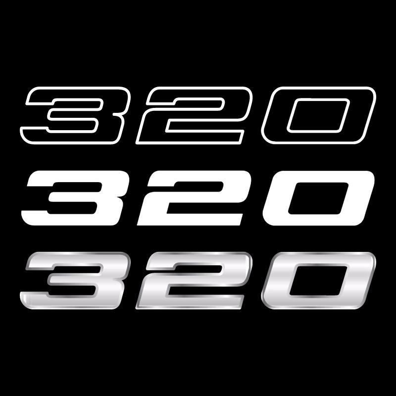 320 vector