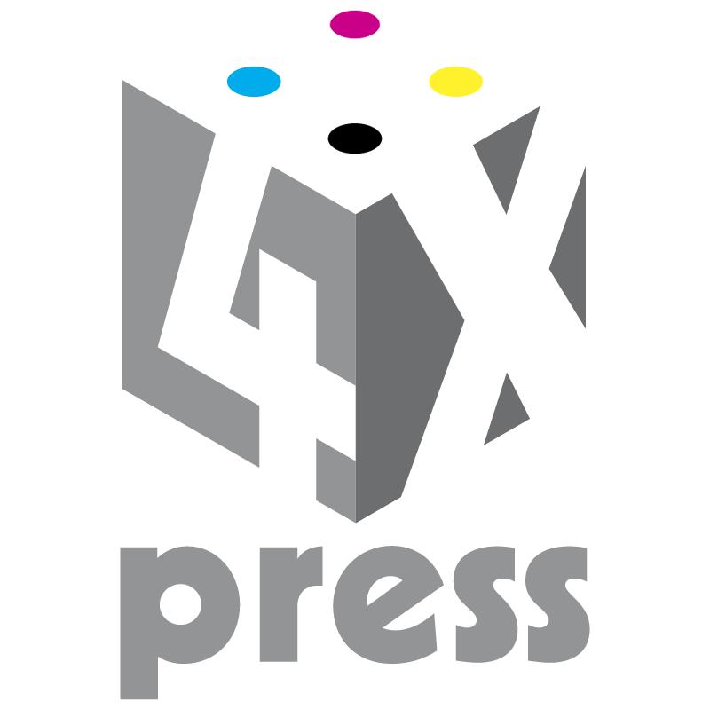 4x press vector