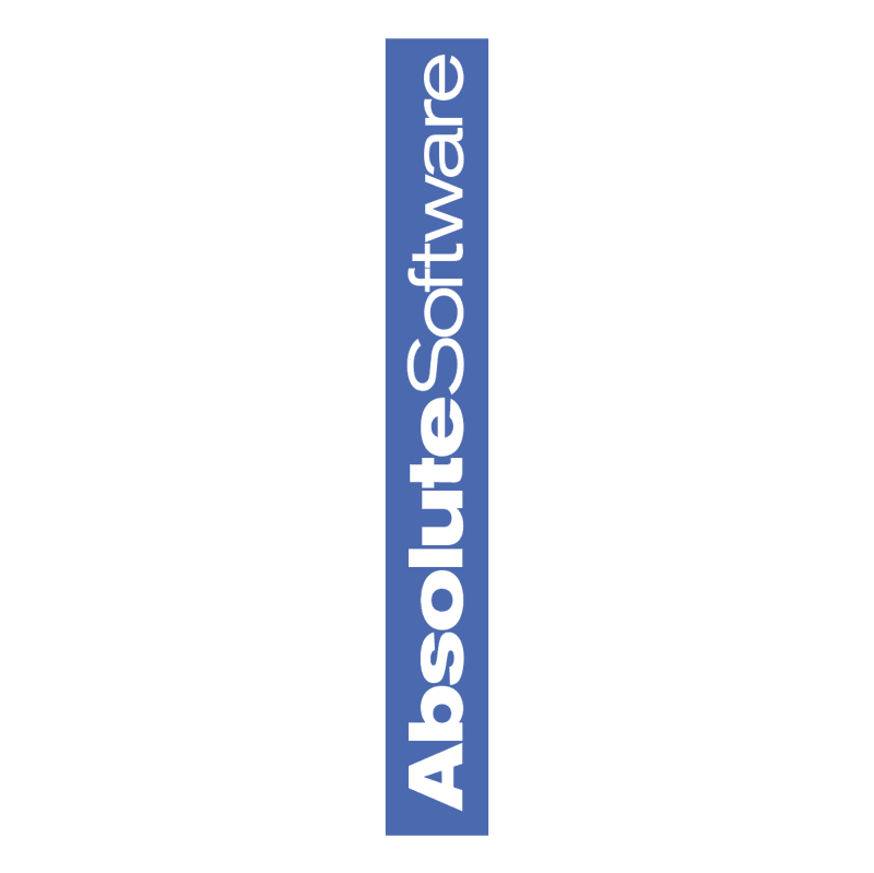 Absolute Software 43827 vector