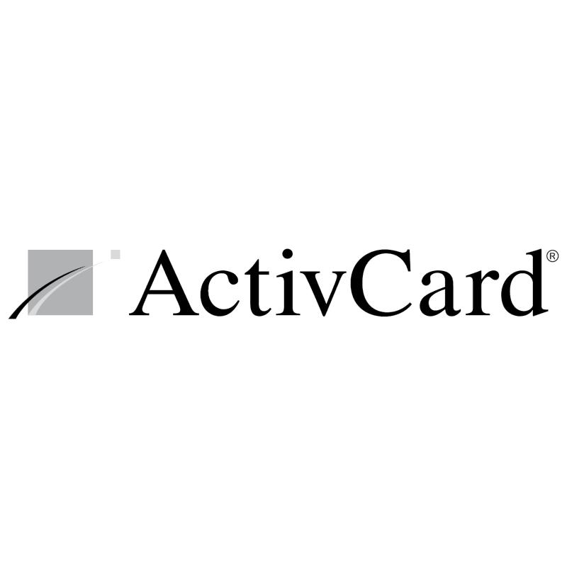 ActivCard vector