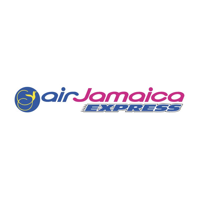 Air Jamaica Express vector