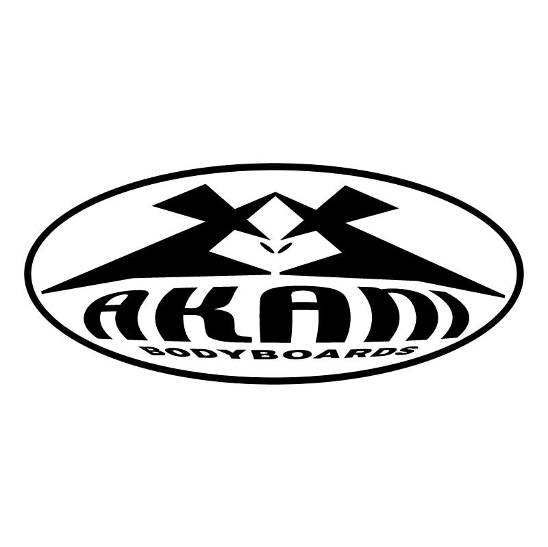 Akani Bodyboards vector