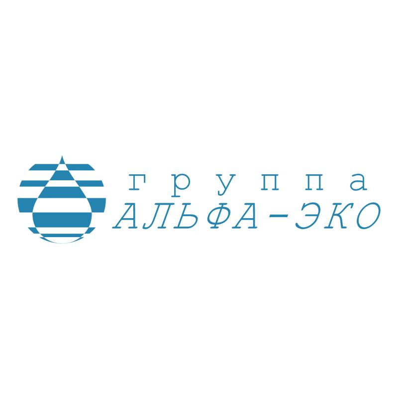 Alpha Eco Group 74332 vector