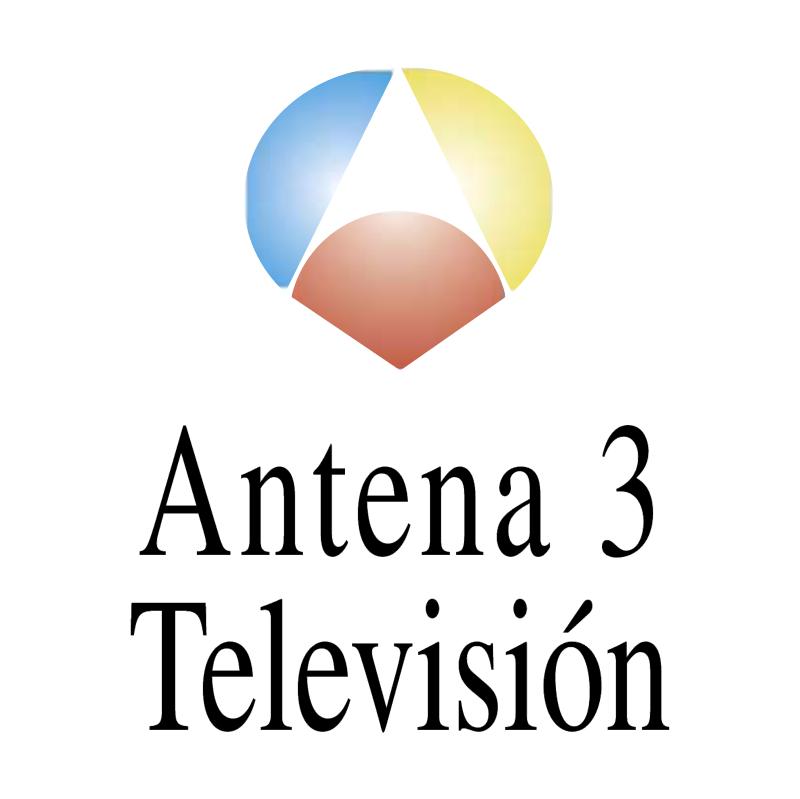 Antena 3 Television vector