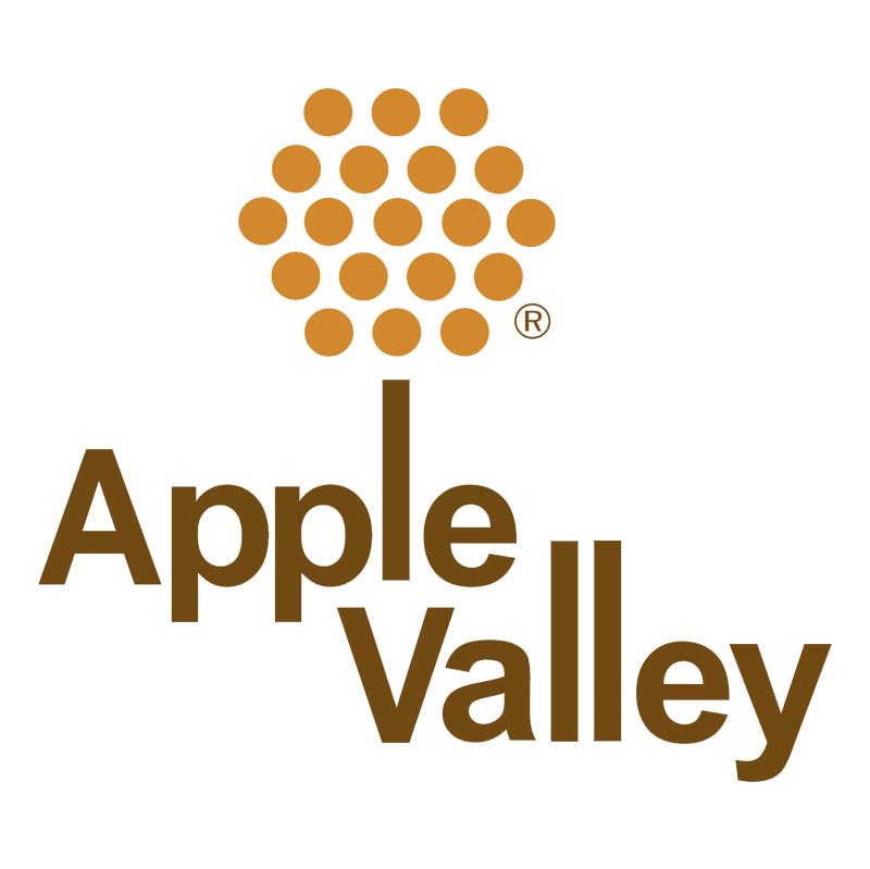 Apple Valley vector