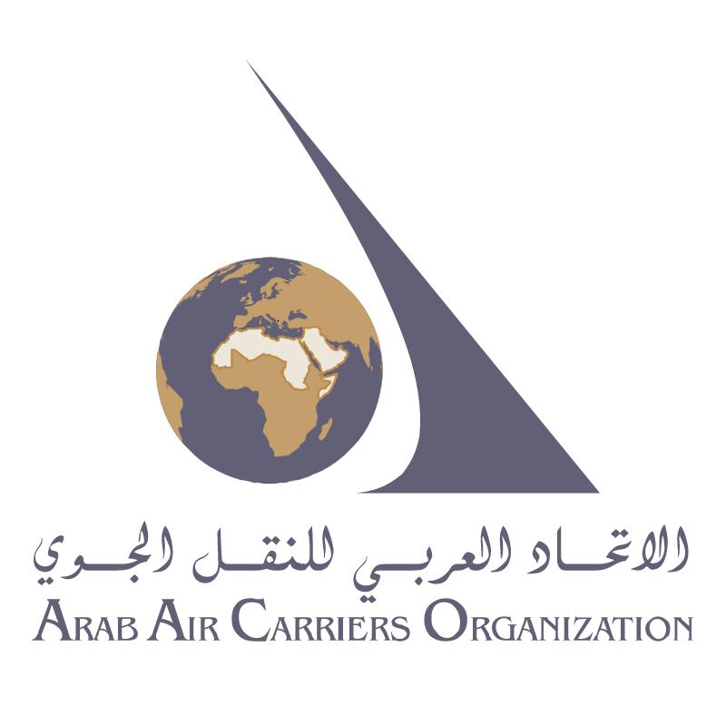 Arab Air Carriers Organization 61862 vector logo
