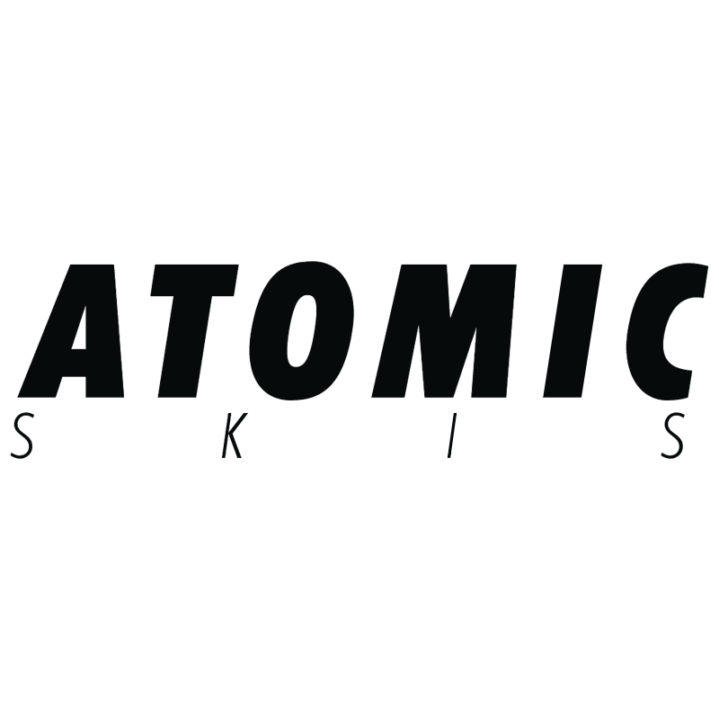 Atomic Skis vector
