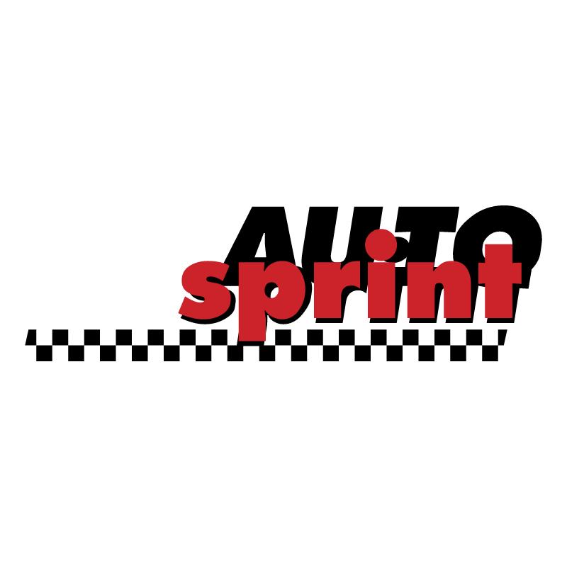 Auto Sprint vector