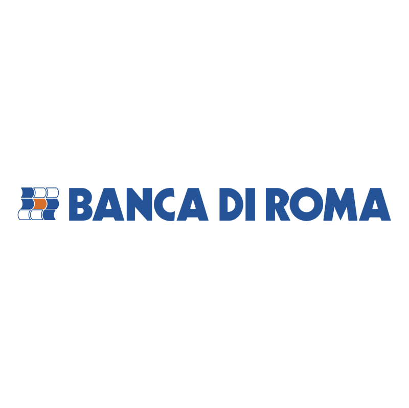 Banca Di Roma vector