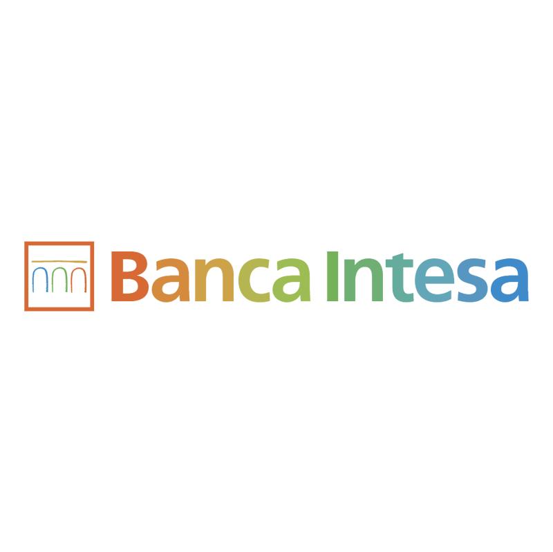 Banca Intesa vector