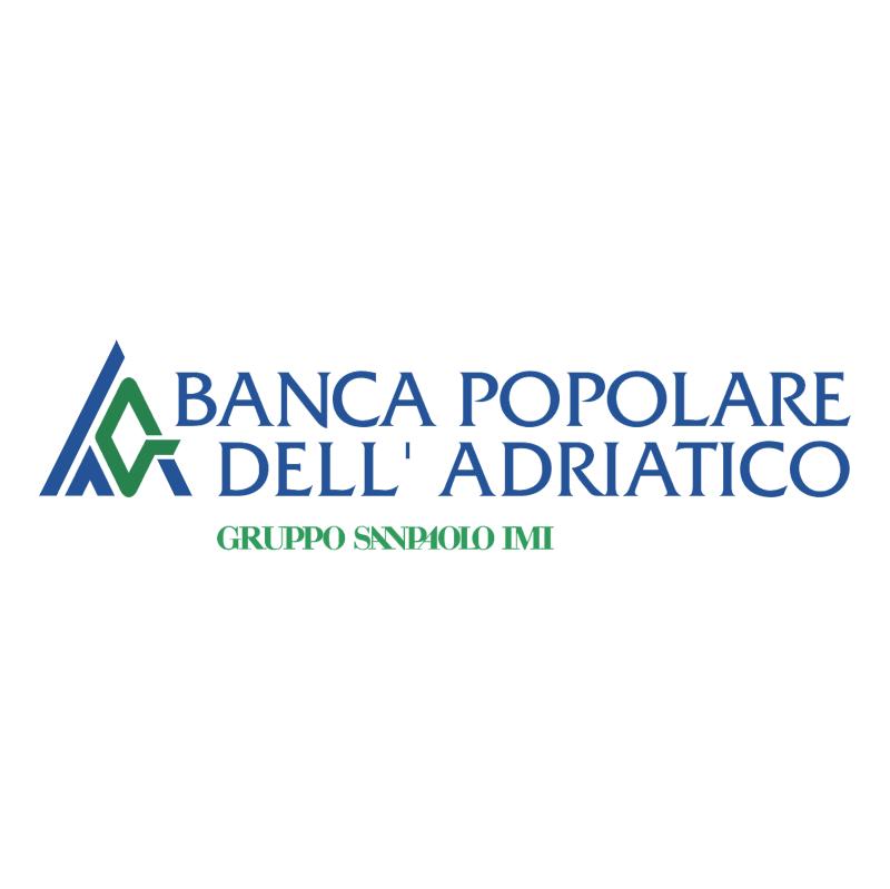Banca Popolare dell' Adriatico Pesaro vector