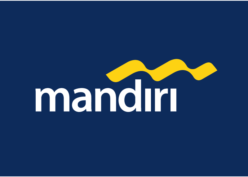 Bank Mandiri vector