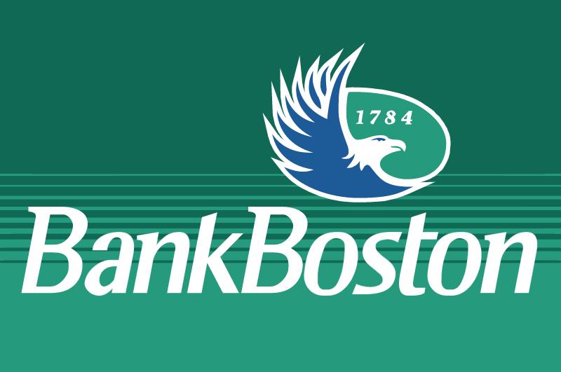 BankBoston vector