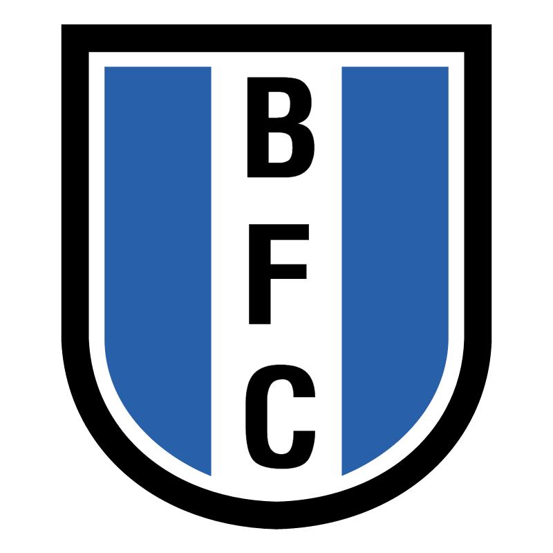Barroso Futebol Clube de Barroso MG vector