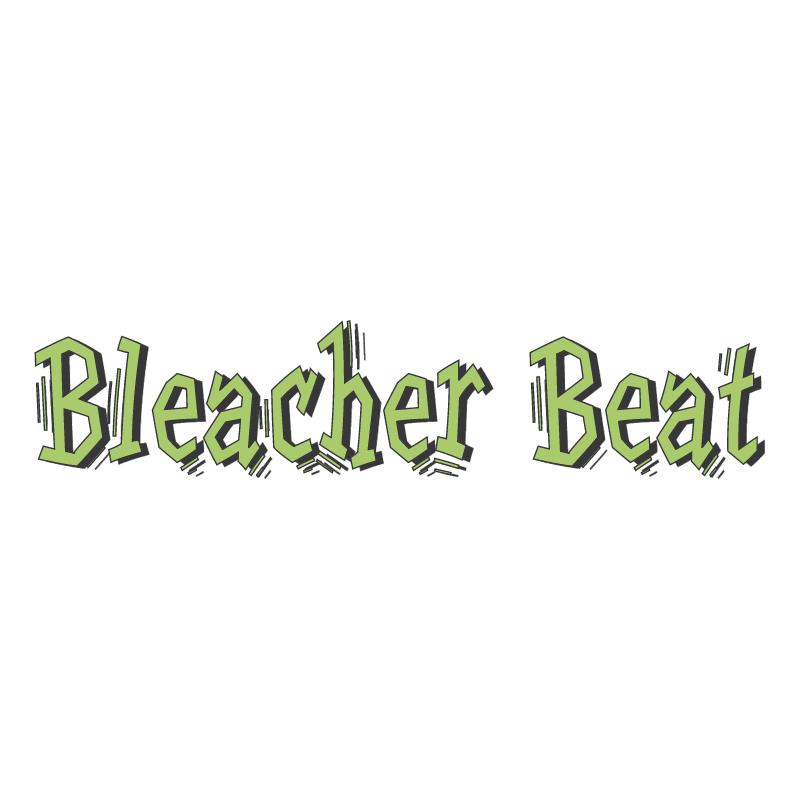 Bleacher Beat vector
