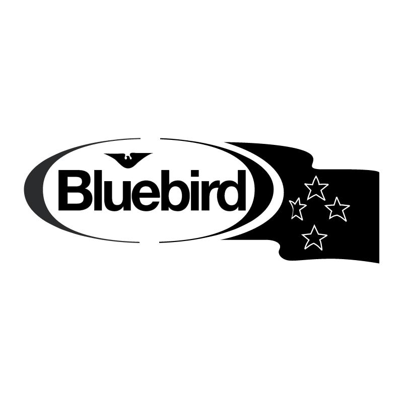 Bluebird 46012 vector