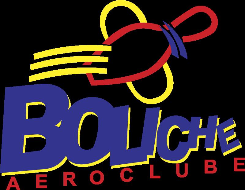 Boliche Aeroclube vector