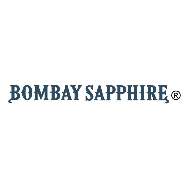 Bombay Sapphire vector