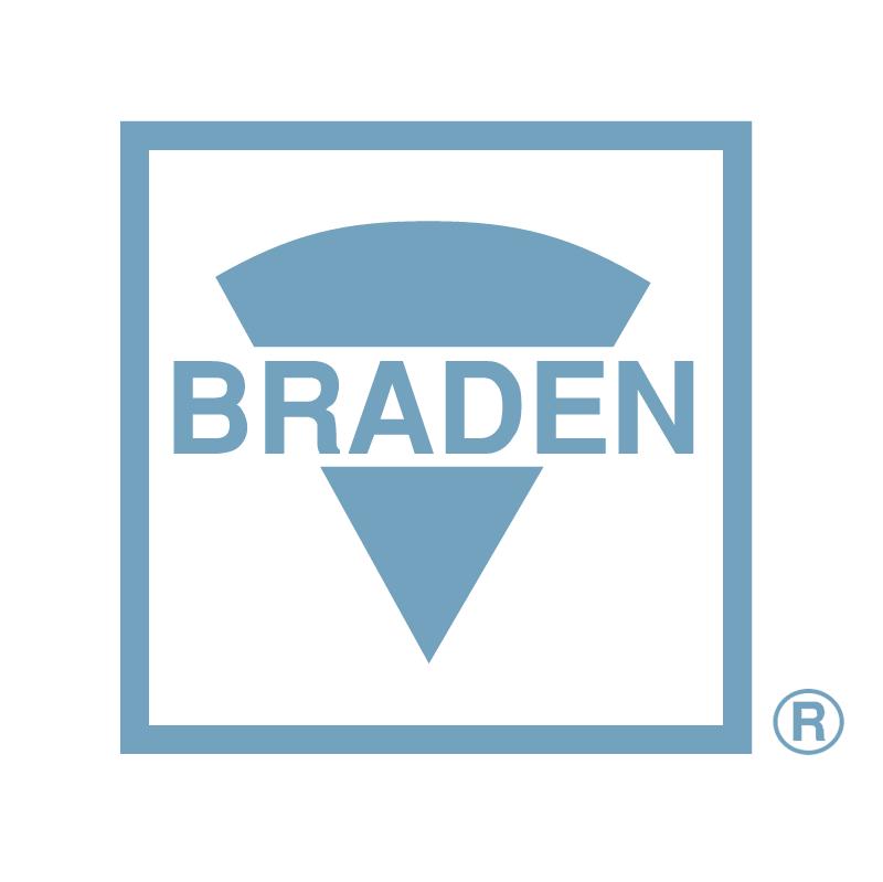 Braden vector logo