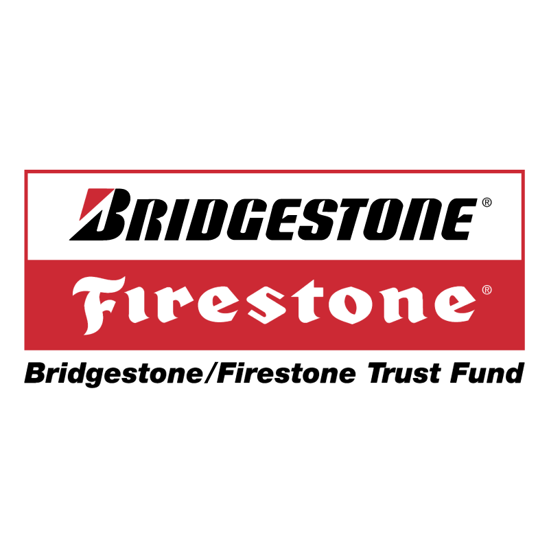 Bridgestone Firestone Trust Fund vector