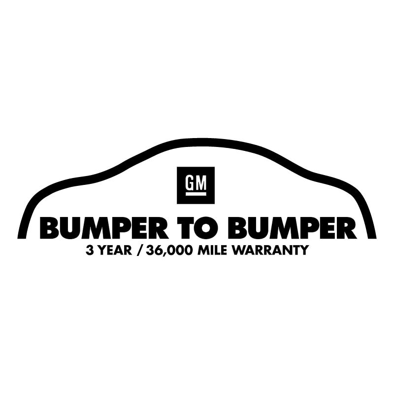 Bumper To Bumper 56881 vector