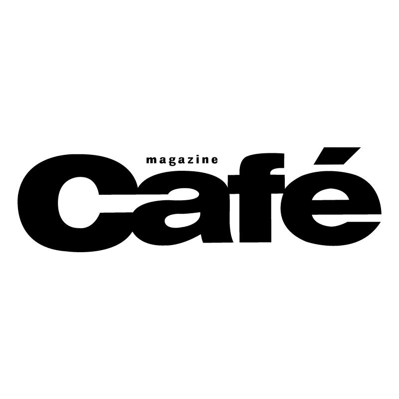 Cafe vector