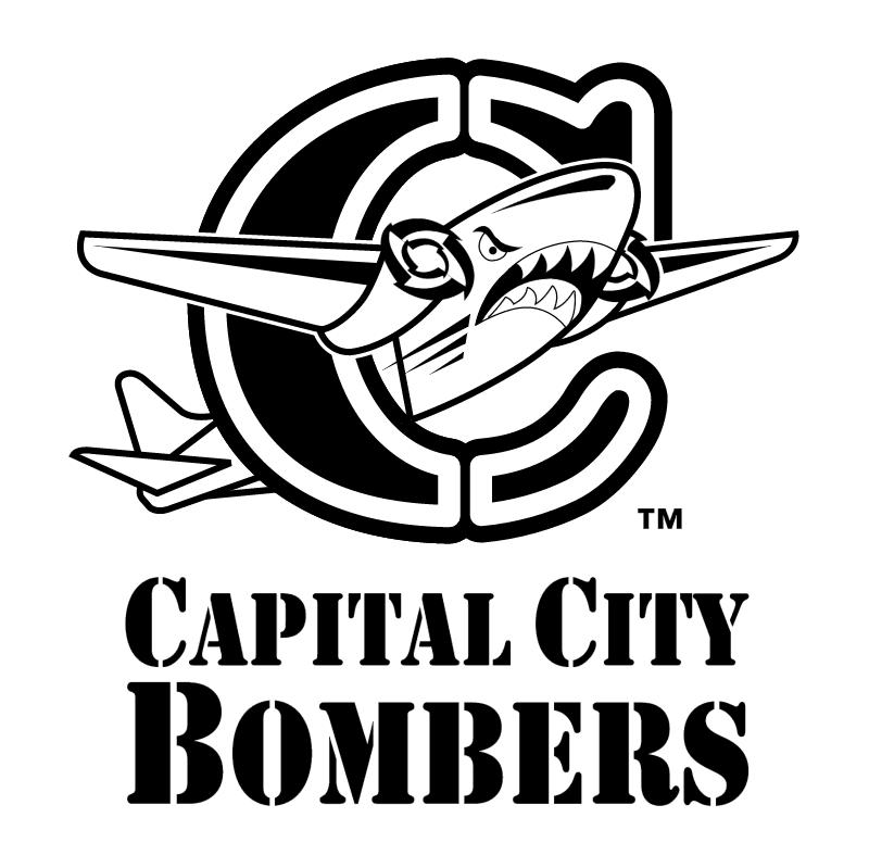 Capital City Bombers vector