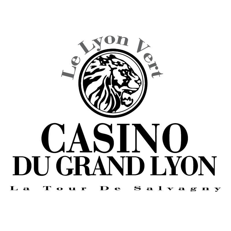 Casino Du Grand Lyon vector logo
