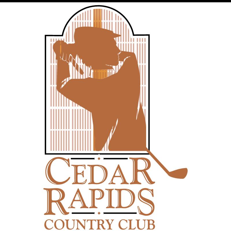 Cedar Rapids vector