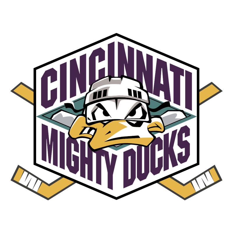 Cincinnati Mighty Ducks vector