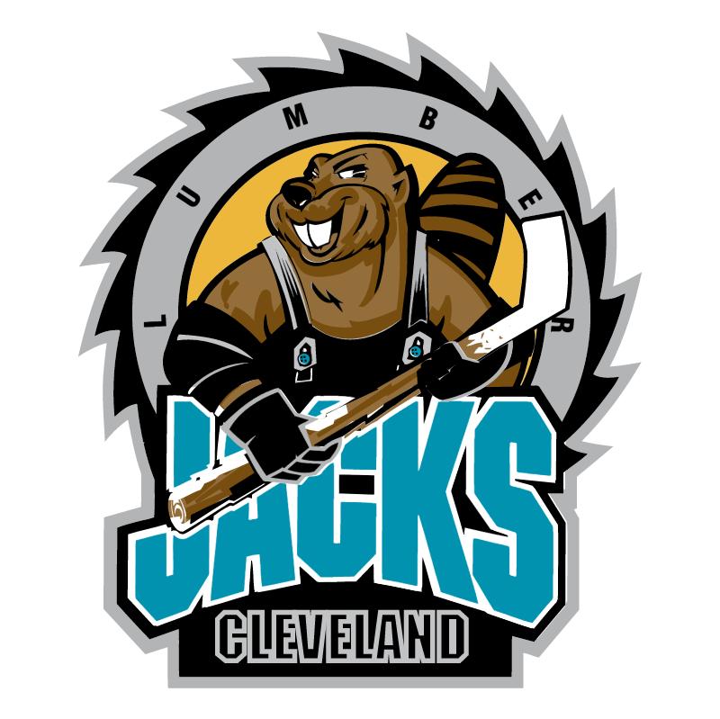 Cleveland Lumberjacks vector