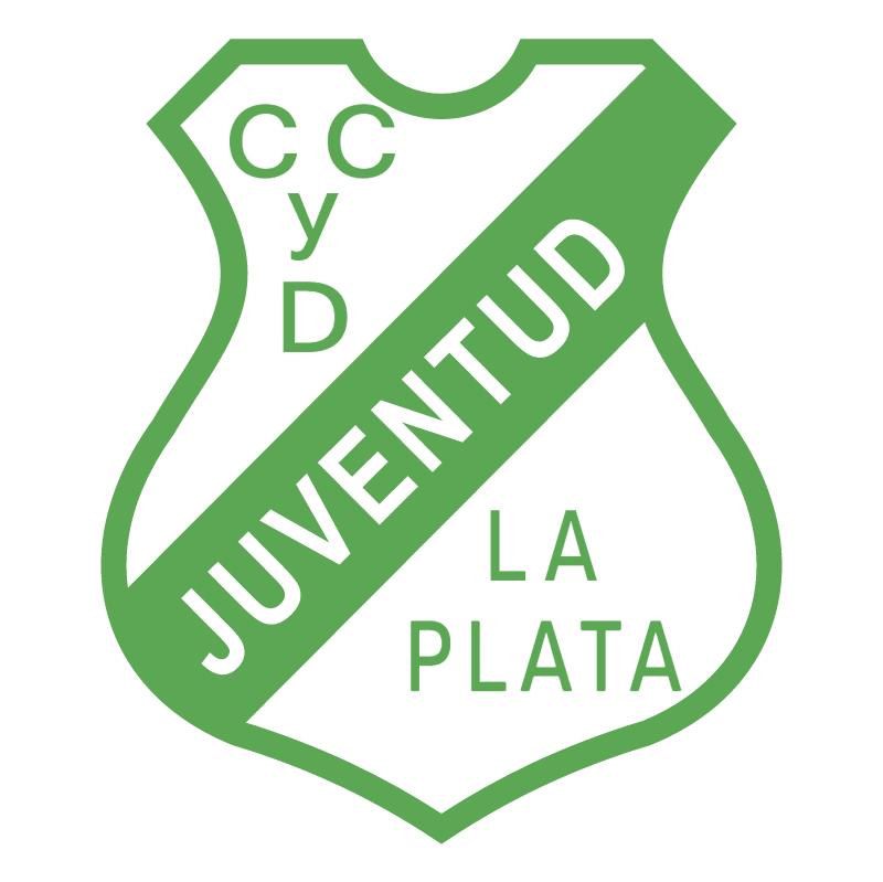 Club Cultural y Deportivo Juventud de La Plata vector
