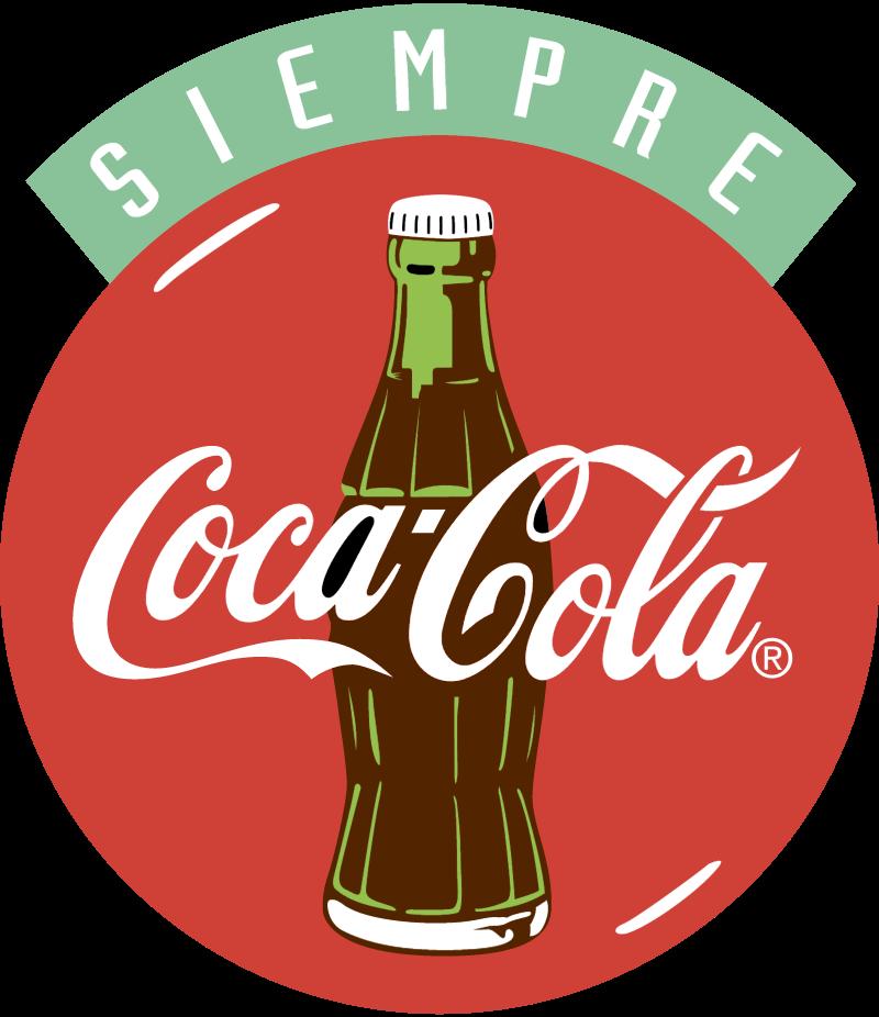 Coca Cola Siempre 2 vector