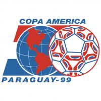 Copa America Paraguay 99 vector