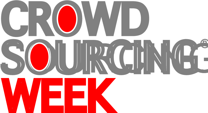 Crowd Sourcing Week vector