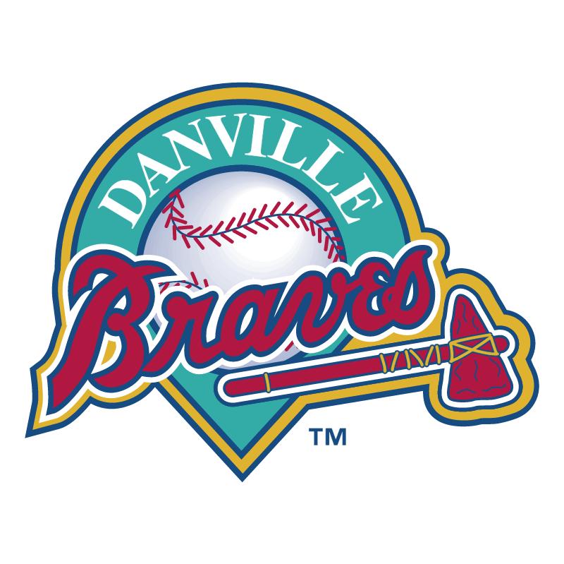 Danville Braves vector