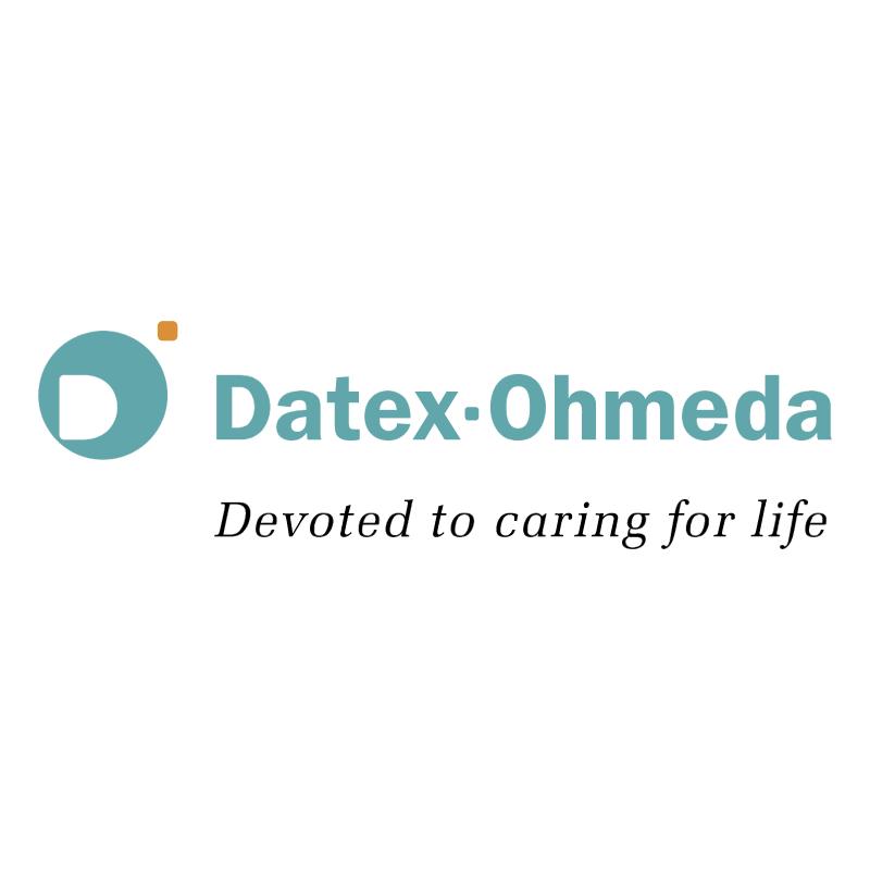 Datex Ohmeda vector